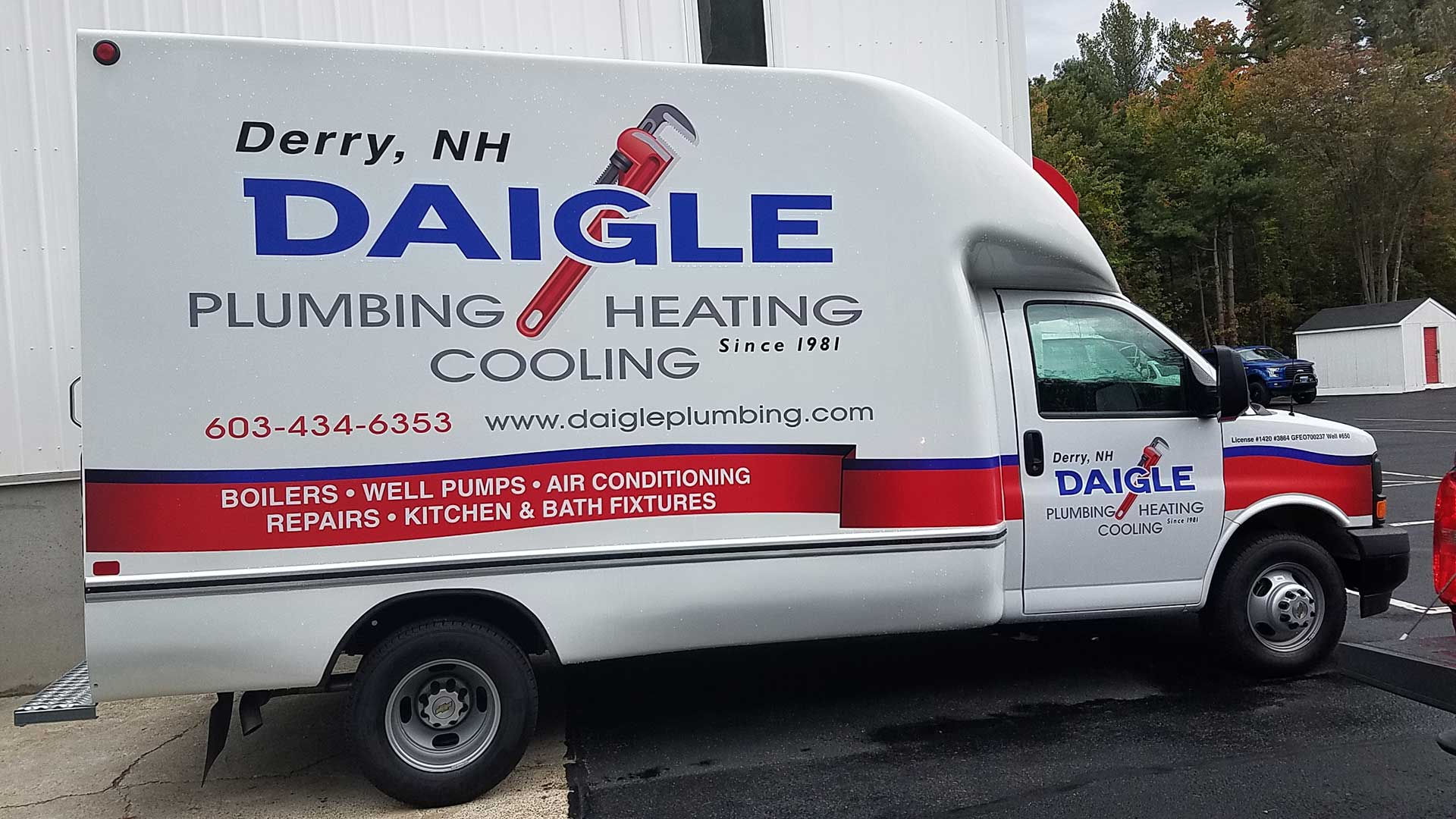 preventative services with Daigle Plumbing