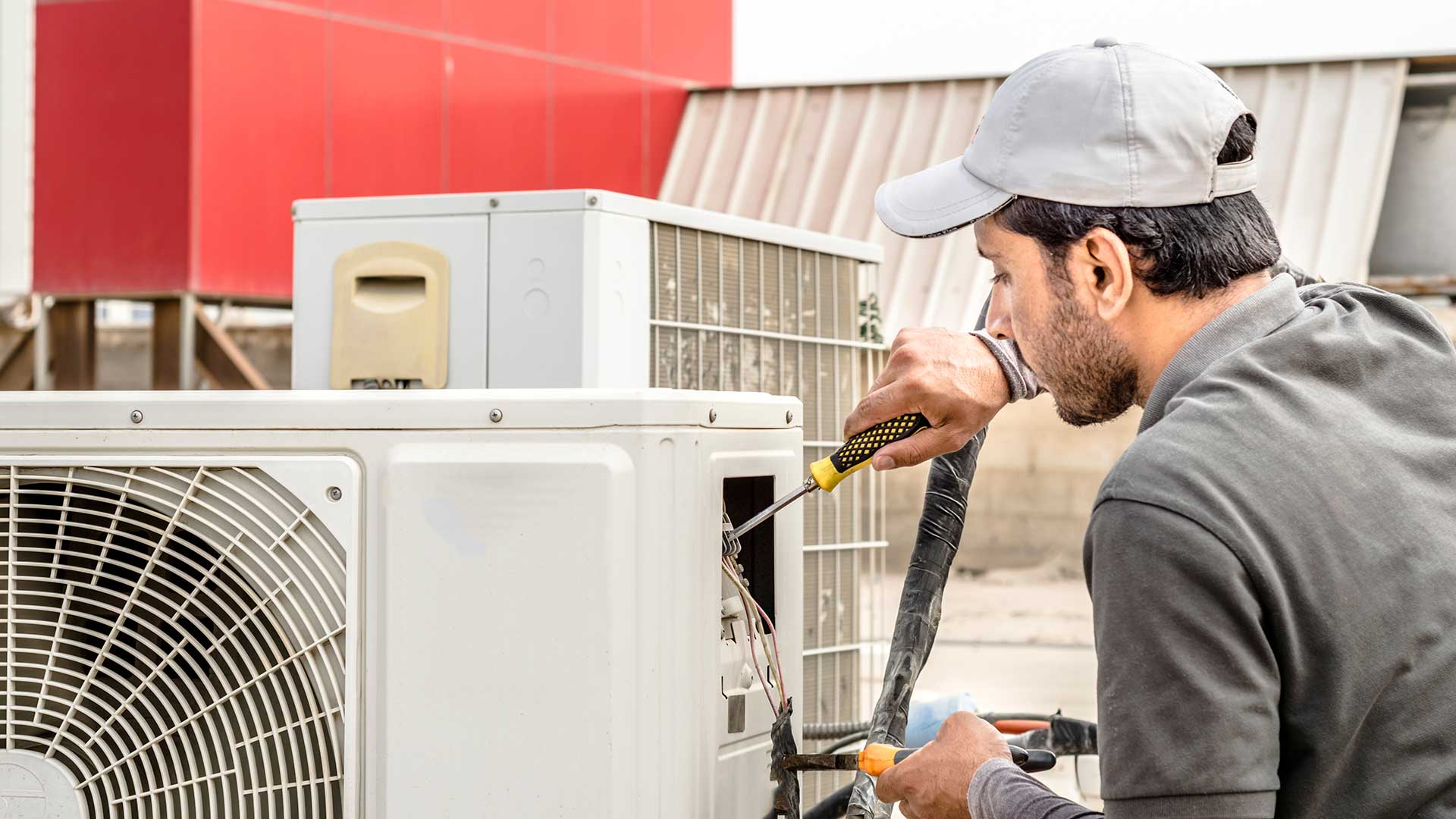 HVAC repairs from Daigle Plumbing